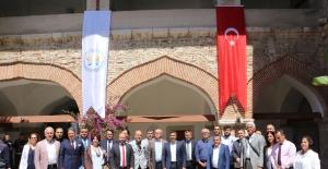 Başkan Ömer Günel Basın Mensuplarıyla Buluştu