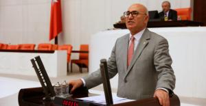 CHP'li Tanal'dan YSK'ya Mürekkep Başvurusu