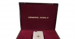 General Mobile'dan Cumhurbaşkanı'na 'Yüzde Yüz Yerli Ve Akıllı' Hediye