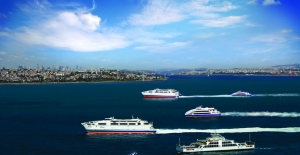 İDO'dan Deniz Ulaşımında Bayram Rekoru