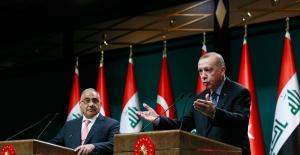 """""""Irak'ın İstikrar Ve Güvenliğinin Sağlanması, Irak Siyasetimizin Temelini Oluşturuyor"""""""