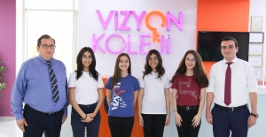 Özel Vizyon Anadolu Lisesi öğrencileri Yapay Zeka Algoritması Çalışmalarıyla Oxford'da