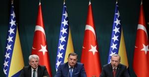 """""""Türk Akımı Projesi'nin Bosna-Hersek'e İntikali Noktasında Elimizden Gelen Her Türlü Desteği Vereceğiz"""""""