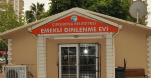 """Başkan Çetin: """"Çukurova'daki Emekliler Çok Şanslı"""""""
