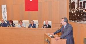 """Başkan Çetin: """"Katılımcı Belediyecilikte Öncüyüz"""""""