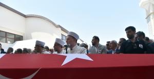 CHP Genel Başkanı Kılıçdaroğlu, Denizli Milletvekili Kazım Arslan'ın Cenaze Törenine Katıldı