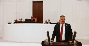 """CHP'li Barut: """"Doğankent İlçe Olmalı, Sorunları Çözülmeli"""""""
