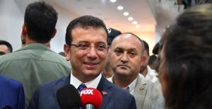 İBB Başkanı İmamoğlu'ndan ''Makam Aracı'' Açıklaması
