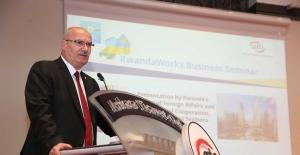 """""""Ruanda İle İş Birliği Semineri"""" ATO'da Yapıldı"""