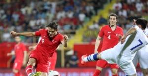 Türkiye Özel Maçta Özbekistan'ı 2-0 Mağlup Etti