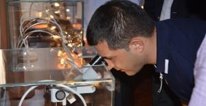 Türkiye'nin Tek Mikro Minyatür Merkezi'ne TKB'den Ödül