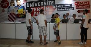Adana Büyükşehir'den Öğrencilere Doğru Tercih Hizmeti