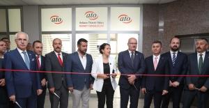 ATO Gölbaşı Temsilciliği Hizmete Açıldı