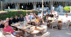 Buddha-Bar Beach Bodrum, Acun Ilıcalı Ve Survivor Ekibini Ağırladı