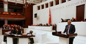 CHP'li Kaplan'dan AKP'ye Sert Eleştiri
