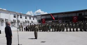 Cumhurbaşkanı Erdoğan, Bosna Hersek'te Barış Gücü'nde Görevli Türk Askerlerini Ziyaret Etti