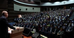 """Cumhurbaşkanı Erdoğan: """"O Sizin Cibilliyetinizde Var"""""""