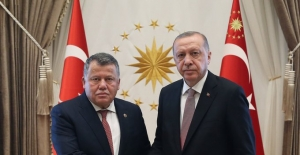 Cumhurbaşkanı Erdoğan, Yargıtay Başkanı Cirit'i kabul etti