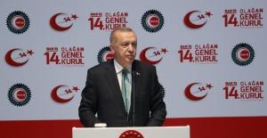 """""""Demokrasimizi İleriye Taşıyacak, Ekonomimizi Daha Da Güçlendirecek Reformları Kararlılıkla Hayata Geçireceğiz"""""""