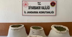 Diyarbakır'ın Lice İlçesinde Dev Uyuşturucu Operasyonu