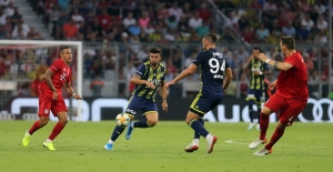 Fenerbahçe Audi Cup'ta Bayern Münih'ten Fark Yedi