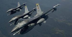 Irak'ın Kuzeyi Karacak Bölgesine Hava Harekatı