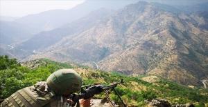 Pençe Harekâtı'nda Toplam 61 PKK'lı Terörist Etkisiz Hale Getirilirdi