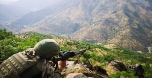 Pençe Harekâtı'nda Toplam Etkisiz Hale Getirilen Terörist Sayısı 68 Oldu