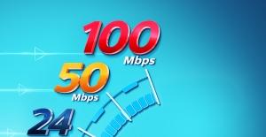 Türk Telekom'dan Yüksek Hızlı İnternette Avantajlı Tarifeler