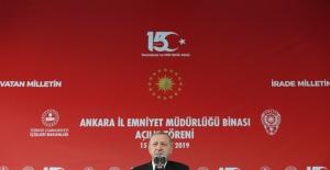 """""""Türkiye, Dün Olduğu Gibi Bugün De Şehit Ve Gazilerinin Fedakârlıkları Sayesinde Dimdik Ayaktadır"""""""