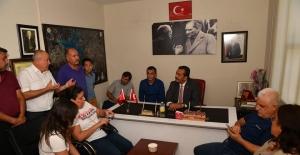 """Başkan Çetin: """"Verdiğimiz Sözleri Yerine Getireceğiz"""""""