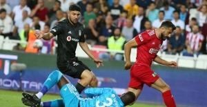 Beşiktaş Lige Puansız Başladı