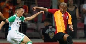 Galatasaray, Panathinaikos Karşısında Göz Doldurdu