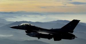 Irak Kuzeyi Zap Bölgesine Hava Harekatı