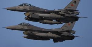 Irak'ın Kuzeyinde 7 Terörist Etkisiz Hale Getirildi