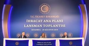"""Ticaret Bakanı Pekcan, """"İhracat Ana Planı""""nı Açıkladı"""