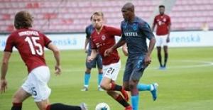 Trabzonspor, Çekya'dan Avantajlı Dönüyor