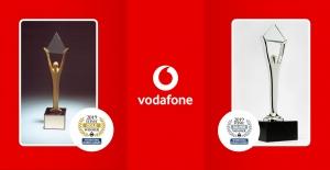 Vodafone Türkiye'ye Stevie'de Bir Altın Bir De Gümüş Ödül