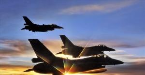 Zap Ve Metina Bölgelerine Hava Harekatı: 5 Terörist Etkisiz Hale Getirildi