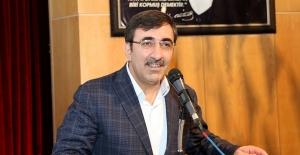 """AK Parti Genel Başkan Yardımcısı Yılmaz: """"Terörsüz Bir Türkiye İstiyoruz"""""""