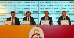 Aroma, Galatasaray'ın Resmi Su Sponsoru