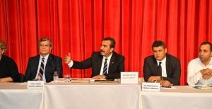 """Başkan Çetin:  """"EYT'lilerin Mücadelesine Saygı Duyuyor Ve Destekliyorum"""""""