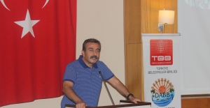 """Başkan Çetin: """"Kentlerimizin İyi Yönlerini Öne Çıkarmalıyız"""""""
