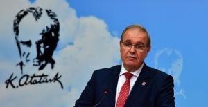 """CHP Sözcüsü Öztrak: """"Cübbelerini Çıkarsınlar, Er Meydanına Gelsinler"""""""