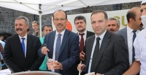 Cumhurbaşkanlığı Diyarbakır'da Aşure Dağıttı