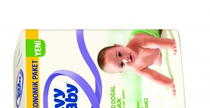 Evy Baby'nin Yeni Marka Yüzü Ünlü Sunucu Zahide Yetiş Oldu