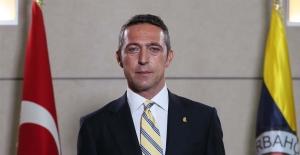 Fenerbahçe Başkanı Koç'a PFDK'dan 30 Gün Hak Mahrumiyeti Cezası