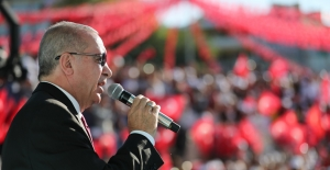 """""""Fırat'ın Doğusunda Güvenli Bölge Oluşturulmazsa Kendi Yolumuza Gitmekten Başka Çaremiz Kalmayacak"""""""
