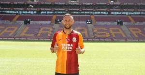 Florin Andone Resmen Galatasaray'da