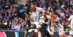 Galatasaray Deplasmanda Club Brugge İle Golsüz Berabere Kaldı